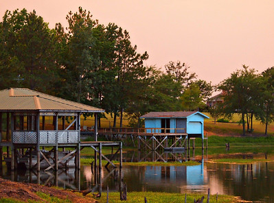 Lake Fork BoathousesOrder Code: A19